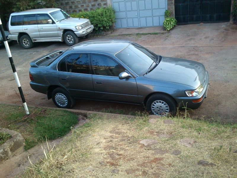 GB's Corolla AE100 SE Limited from Kenya  Mybuil20