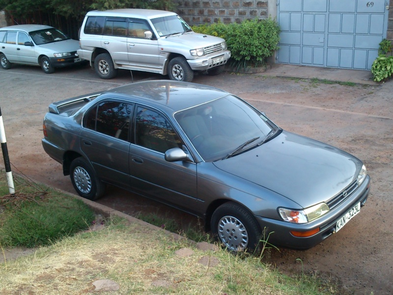 GB's Corolla AE100 SE Limited from Kenya  Mybuil21