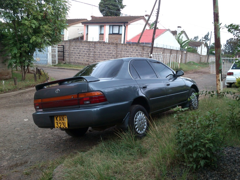 GB's Corolla AE100 SE Limited from Kenya  Mybuil22