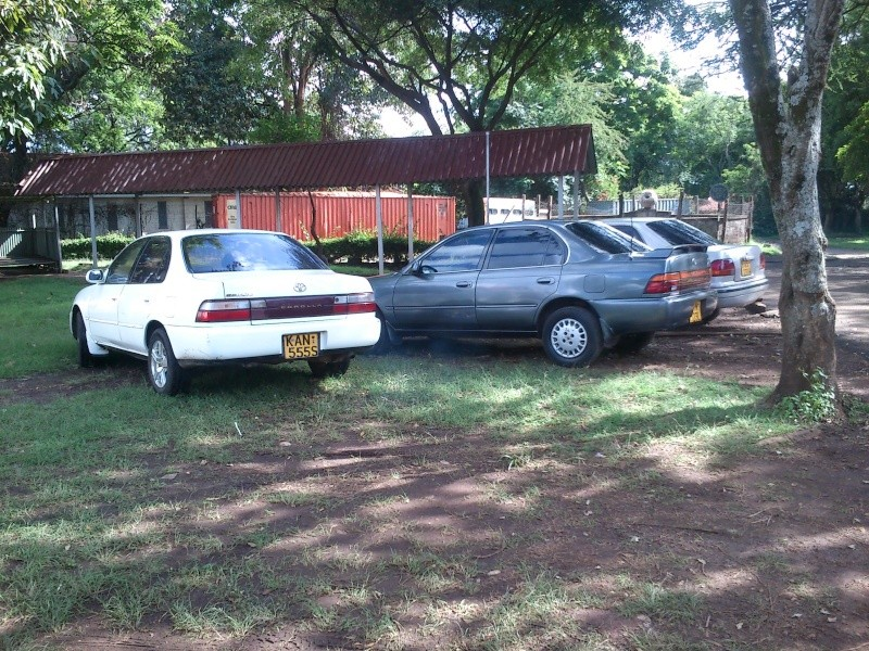GB's Corolla AE100 SE Limited from Kenya  Mybuil44