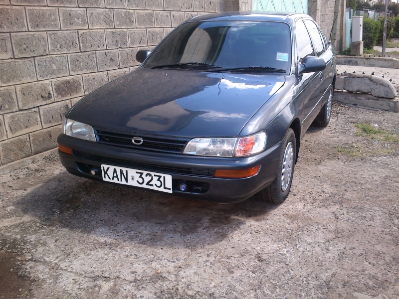 GB's Corolla AE100 SE Limited from Kenya  Mybuil46