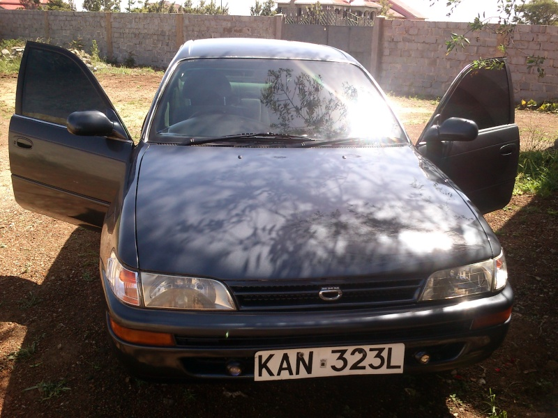 GB's Corolla AE100 SE Limited from Kenya  Mybuil48