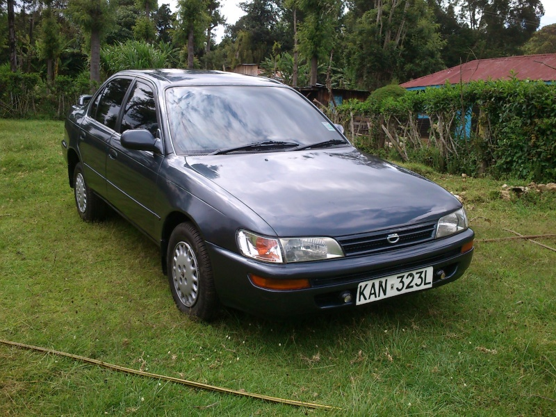 GB's Corolla AE100 SE Limited from Kenya  Mybuil54