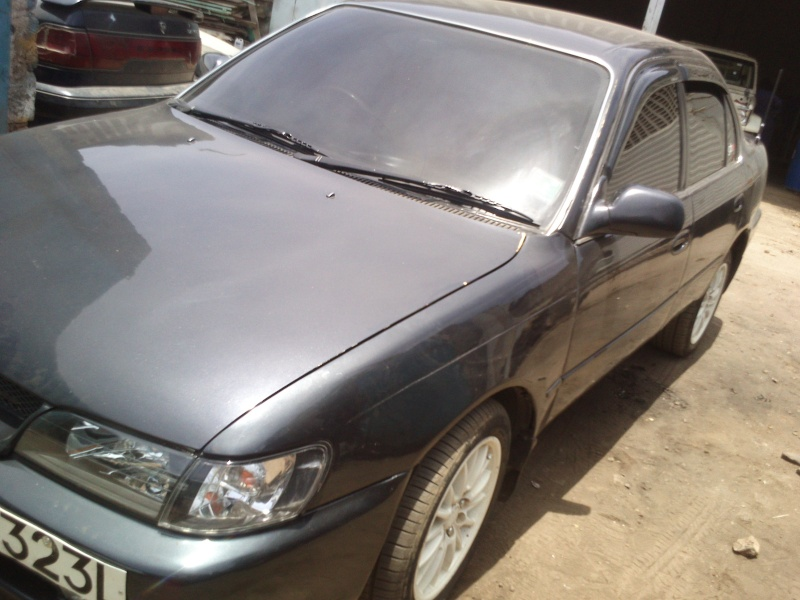 GB's Corolla AE100 SE Limited from Kenya  Mybuil68