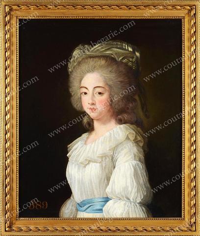 Vente de Souvenirs Historiques - aux enchères plusieurs reliques de la Reine Marie-Antoinette - Page 2 07496310