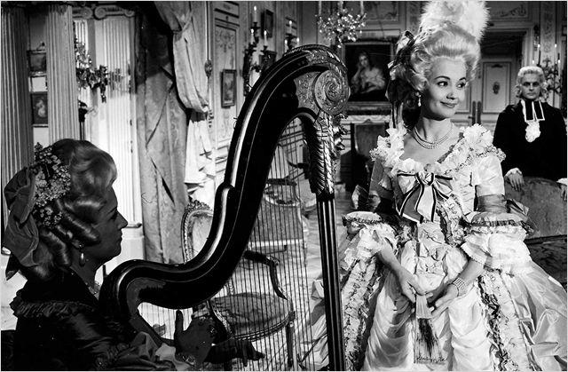 """""""La Fayette"""" de Jean Dréville (1962), avec Liselotte Pulver 19832311"""