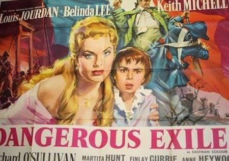 Dangerous Exile (Hurst - 1957) 22dang10