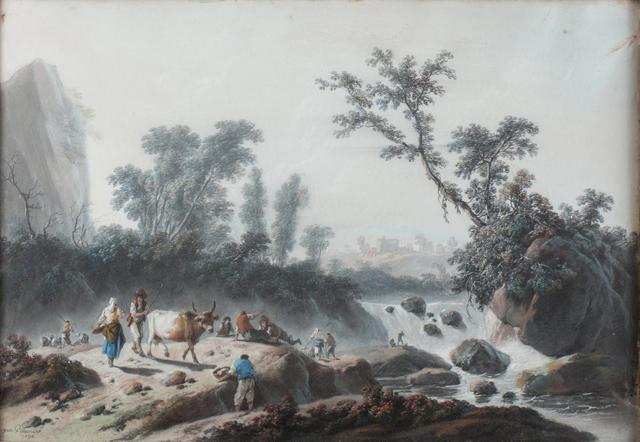A vendre: tableaux Marie-Antoinette, Versailles et XVIIIe siècle 55933010