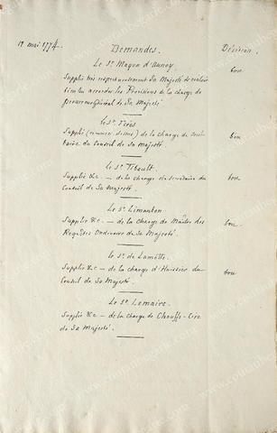 Vente de Souvenirs Historiques - aux enchères plusieurs reliques de la Reine Marie-Antoinette 5b748f10