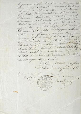 Vente de Souvenirs Historiques - aux enchères plusieurs reliques de la Reine Marie-Antoinette 735d4610