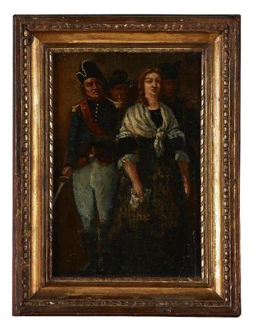 A vendre: tableaux Marie-Antoinette, Versailles et XVIIIe siècle 85dbcd10