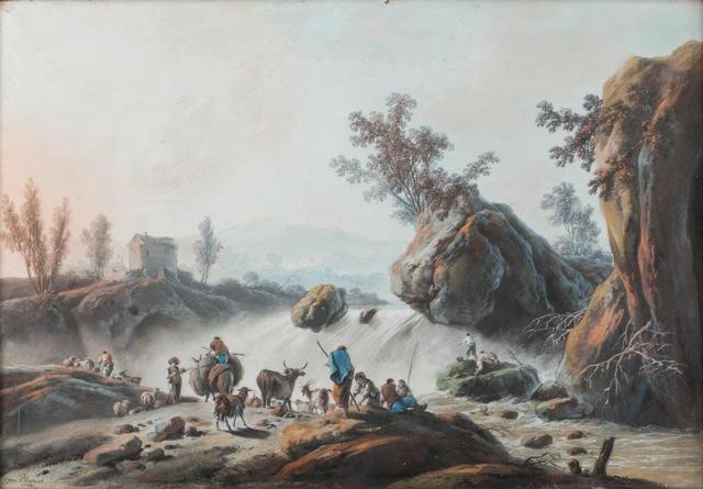 A vendre: tableaux Marie-Antoinette, Versailles et XVIIIe siècle 941d7510