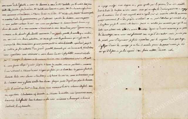 Vente de Souvenirs Historiques - aux enchères plusieurs reliques de la Reine Marie-Antoinette - Page 2 9cdca910