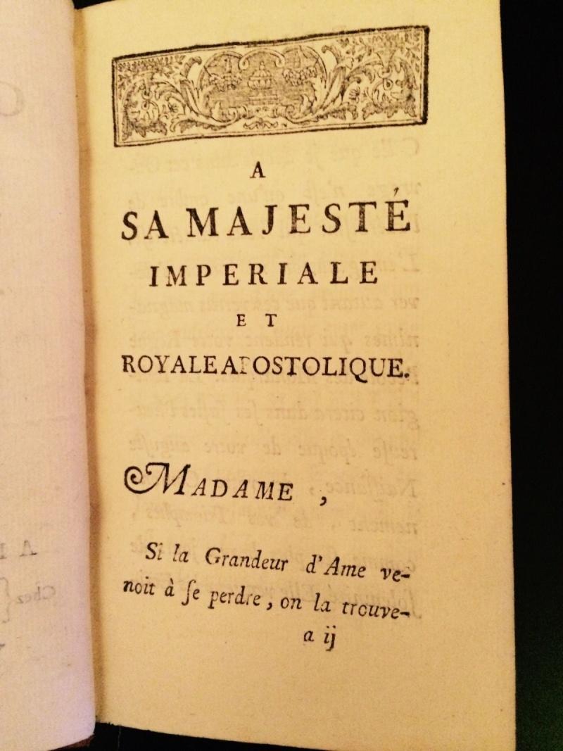 A vendre: livres sur Marie-Antoinette, ses proches et la Révolution - Page 2 _5721