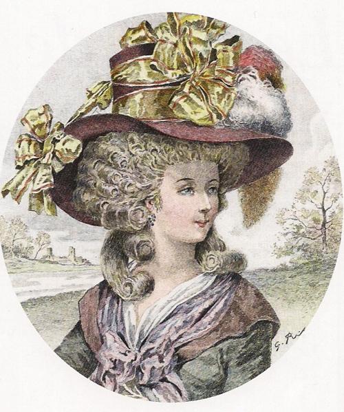 Les secrets de beauté de la Reine Marie-Antoinette _alkxb10