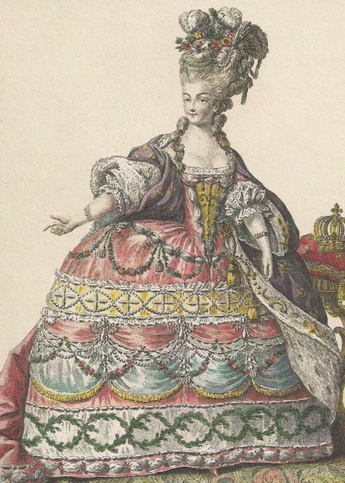 Les secrets de beauté de la Reine Marie-Antoinette _wv1gb10