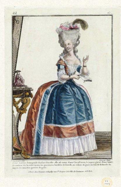 les robes à panier de Marie-Antoinette - Page 4 Actric10