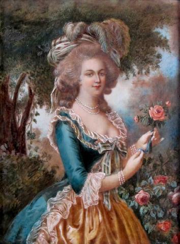 A vendre: portraits de Marie-Antoinette B1e71710