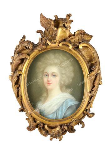 Vente de Souvenirs Historiques - aux enchères plusieurs reliques de la Reine Marie-Antoinette - Page 2 Bcb6e910
