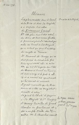 Vente de Souvenirs Historiques - aux enchères plusieurs reliques de la Reine Marie-Antoinette D4004610
