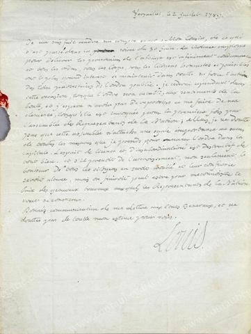 Vente de Souvenirs Historiques - aux enchères plusieurs reliques de la Reine Marie-Antoinette - Page 2 Db515d10