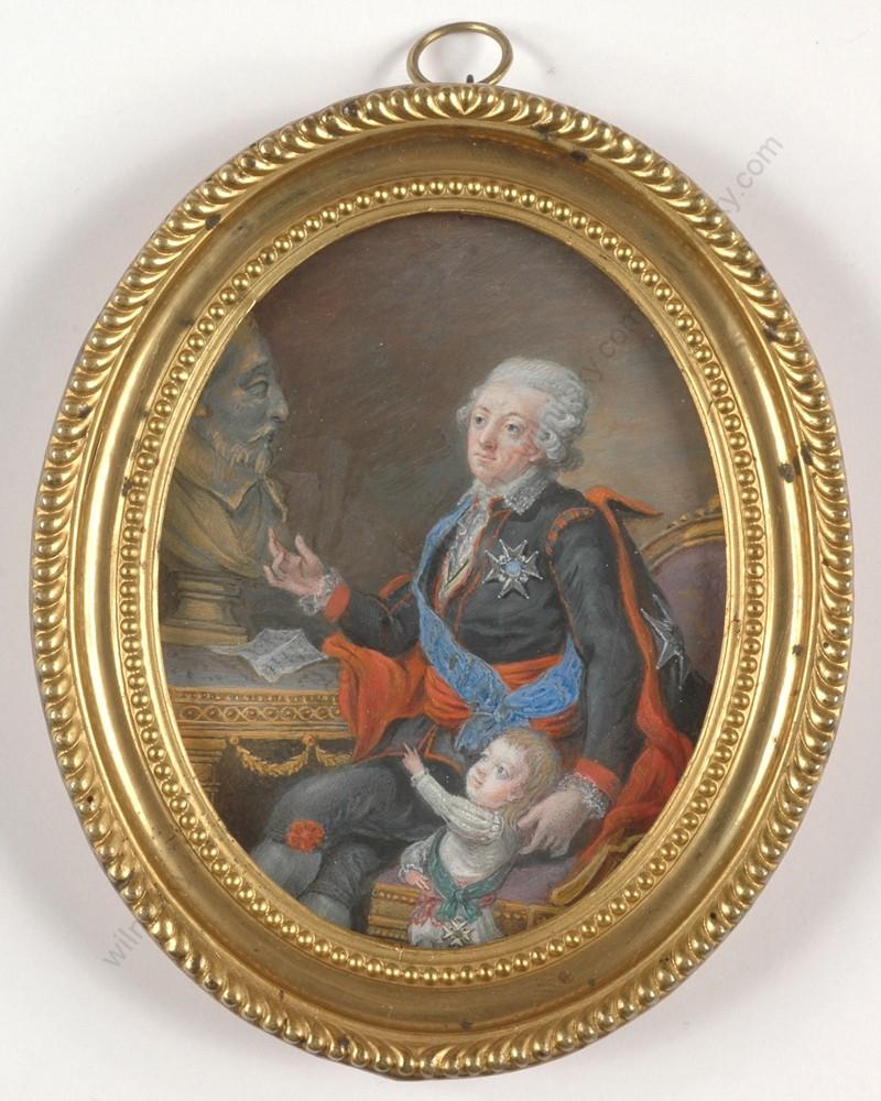 Gustave III Roi de Suède - Page 9 Hoyer110