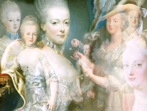 Marie Antoinette, photomontages Large10