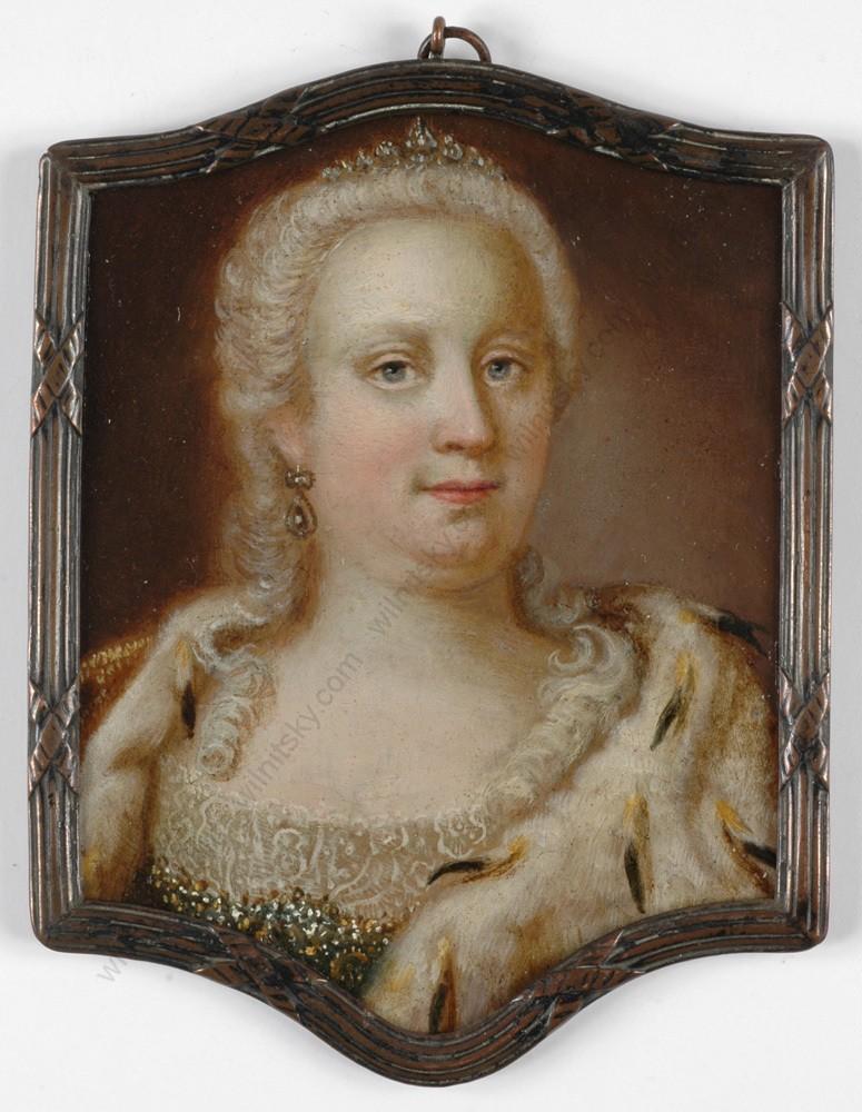 A vendre: miniatures de Marie Antoinette et de ses proches - Page 5 Liotar10