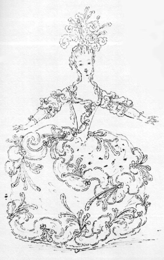 théâtre - le petit théâtre de Marie-Antoinette à Trianon - Page 18 Marie211