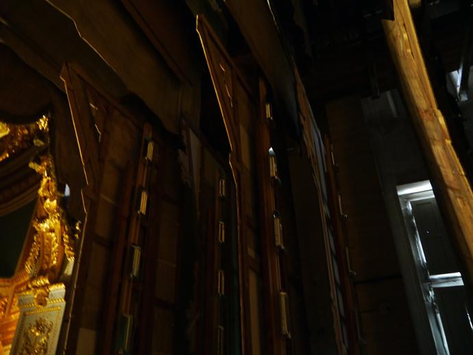 théâtre - le petit théâtre de Marie-Antoinette à Trianon P1010010
