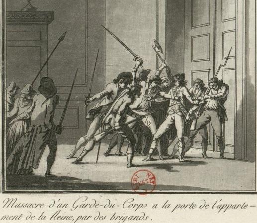 Adélaide-Henriette Genêt, Mme Auguié, La Lionne de la Reine Marie-Antoinette Proxy110