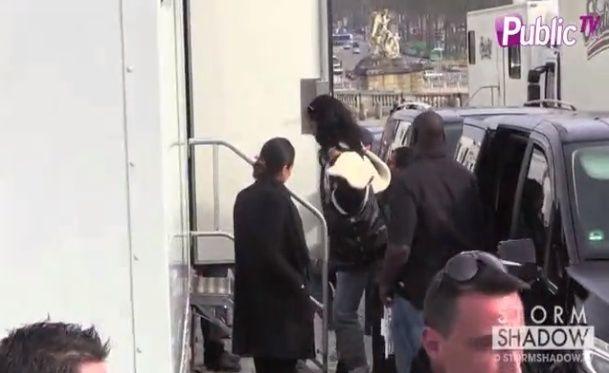Rihanna en shooting au Château de Versailles Sans_t37