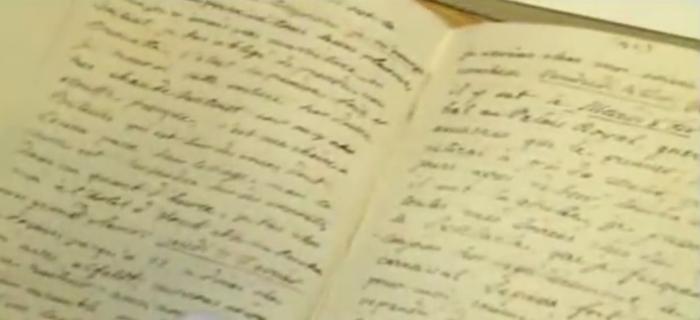 Ecrits du comte Hans Axel von Fersen Zfers10