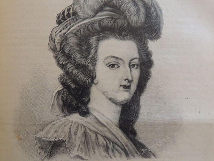 Le premier portrait de Marie Antoinette peint par Vigée Lebrun? - Page 3 Zlib10