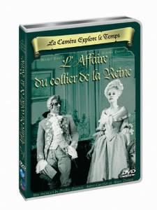 """""""L'affaire du collier de la reine"""", avec Giselle Pascal (Série """"La Caméra explore le temps"""" - 1962) Zlib12"""