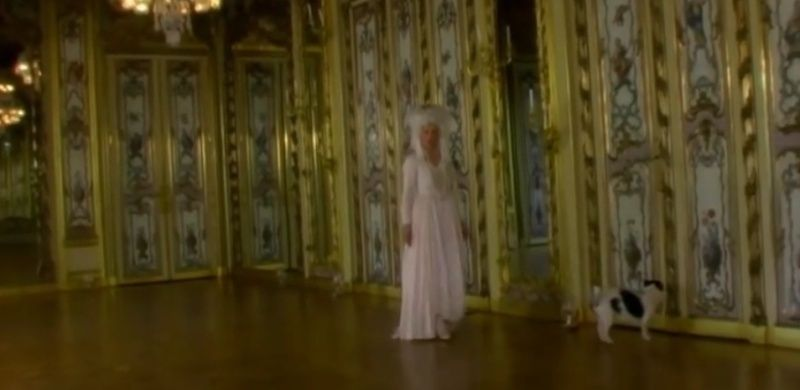 """Marie-Antoinette"" de et avec Bunny Godillot Zwww13"