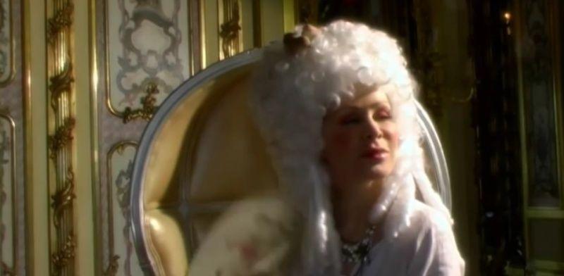"""Marie-Antoinette"" de et avec Bunny Godillot Zwww14"