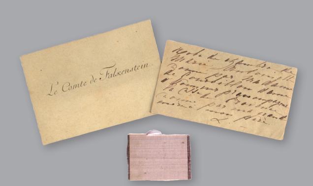 Vente de Souvenirs Historiques - aux enchères plusieurs reliques de la Reine Marie-Antoinette Zzz10
