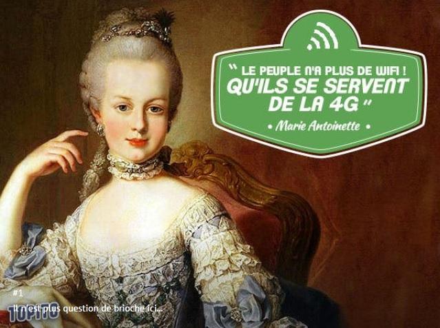 Si Marie-Antoinette avait connu Internet Zzzz12