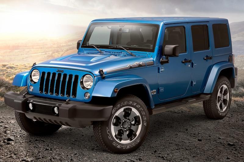 """Jeep JK Unlimited """"Polar Edition"""" et sa petite sœur!!! 2014-j10"""