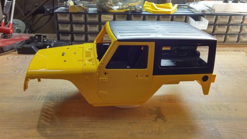 """Jeep JK Unlimited """"Polar Edition"""" et sa petite sœur!!! 20141212"""