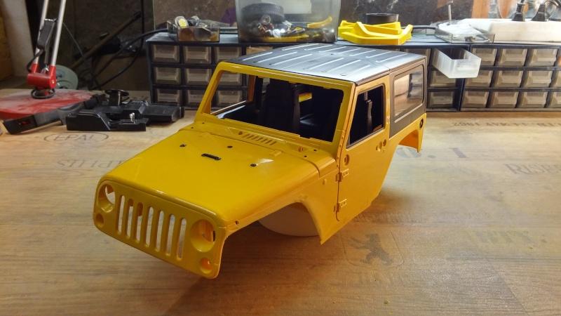 """Jeep JK Unlimited """"Polar Edition"""" et sa petite sœur!!! 20141213"""