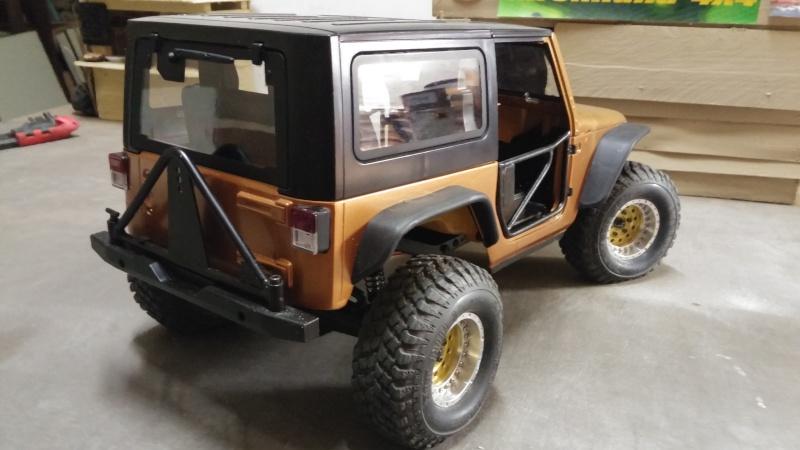 """Jeep JK Unlimited """"Polar Edition"""" et sa petite sœur!!! 20150120"""