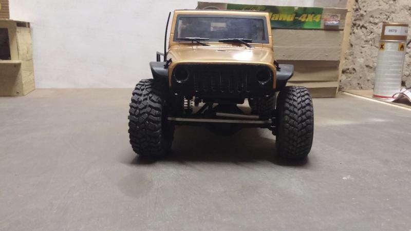 """Jeep JK Unlimited """"Polar Edition"""" et sa petite sœur!!! 20150134"""