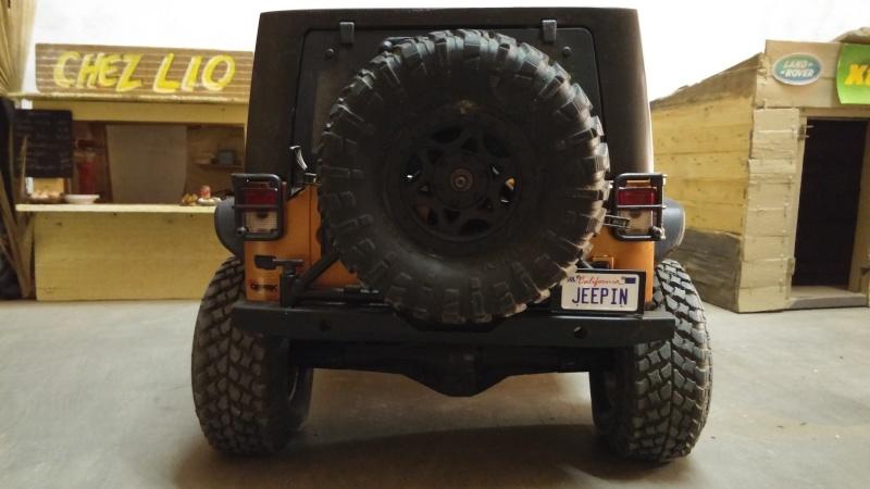 """Jeep JK Unlimited """"Polar Edition"""" et sa petite sœur!!! - Page 3 20150164"""