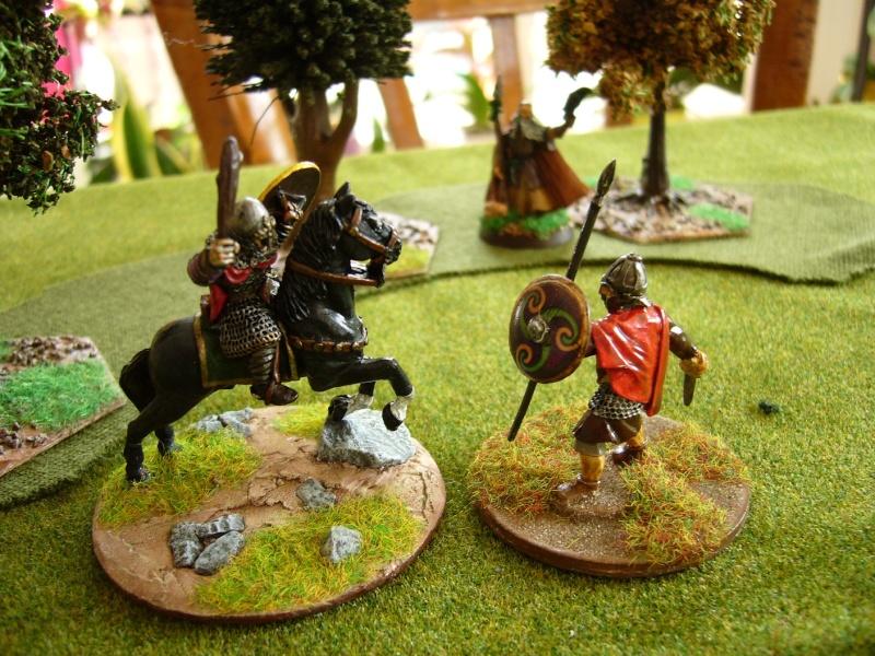 Païens vs Chrétiens Saga1410