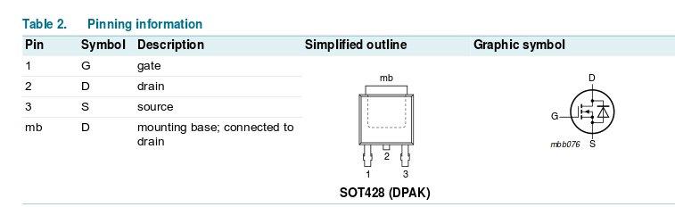K8200: Extrudeur qui ne régule plus en température Mosfet11