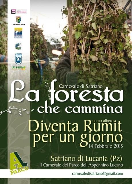 Carnevale di Satriano Forest10