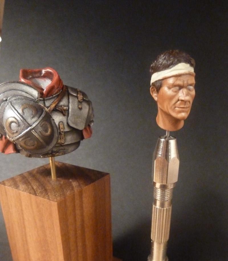 Buste légionnaire romain El Viejo Dragon Buste_12