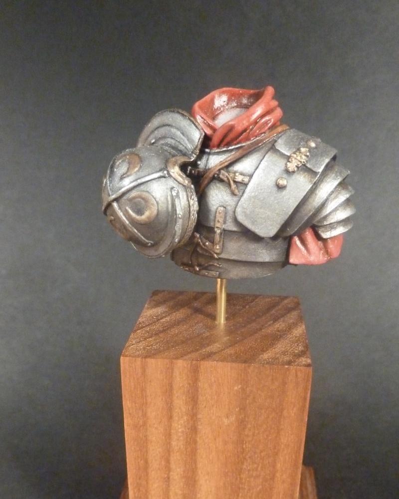 Buste légionnaire romain El Viejo Dragon Buste_13